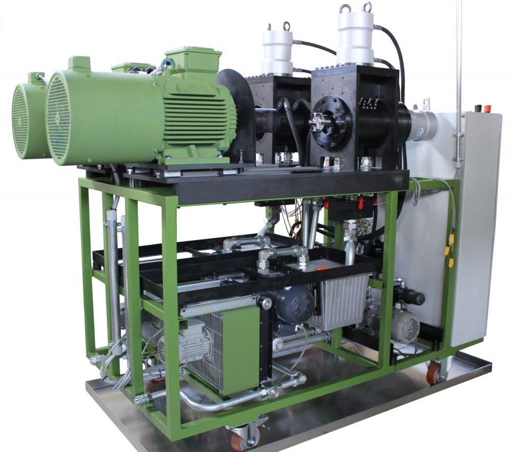 EELPRAAX-130 bearing test rig
