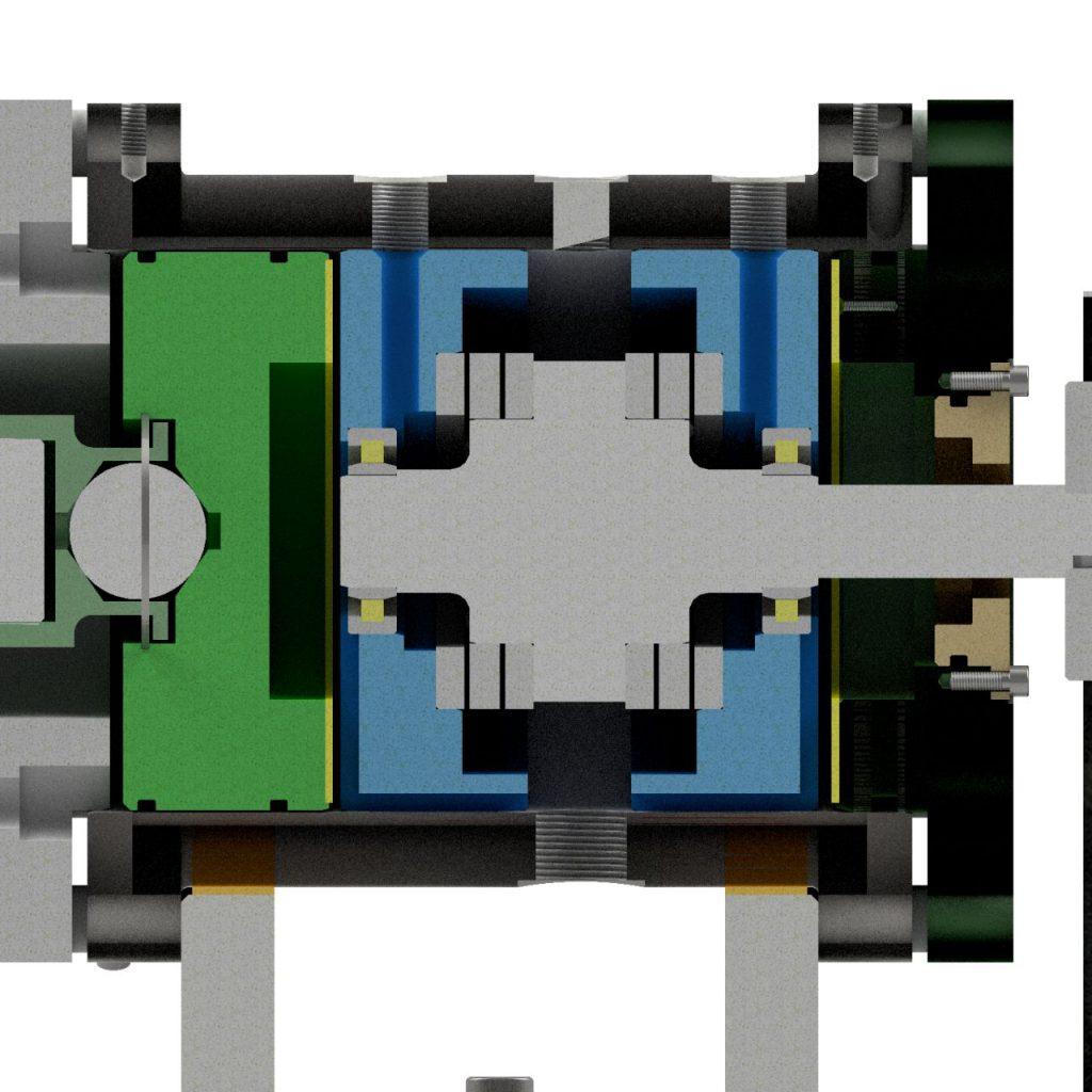 EELPAX-130-H lubricant test rig
