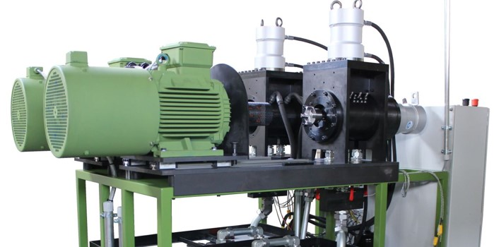 rolling element bearing testing
